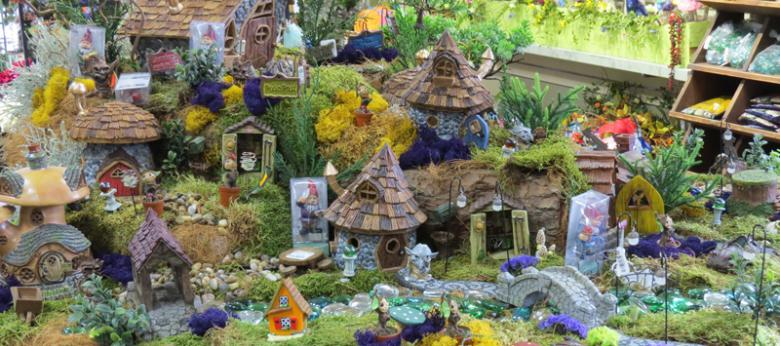 Garden Barn Fairy Land