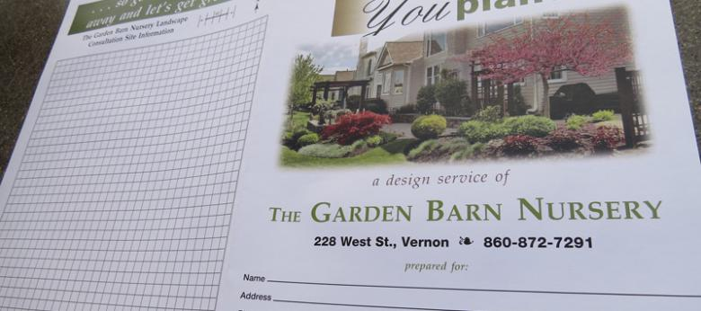 Garden Barn InStore Landscape Design Service